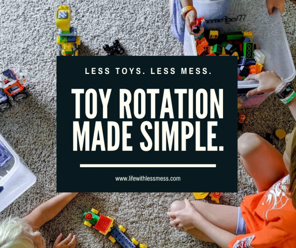Implementing a Toy Rotation System