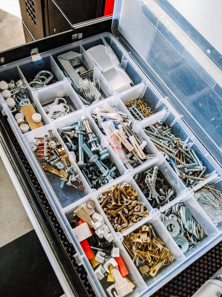 Organize the Small Stuff