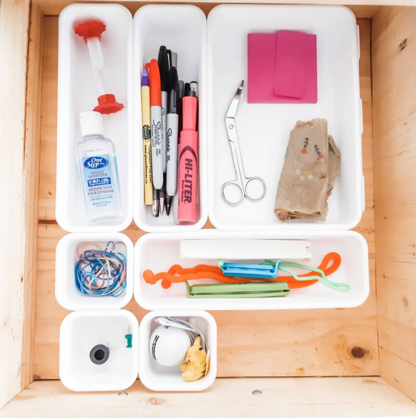 Your junk drawer needs to be real and serve your family regardless of how you organize it.