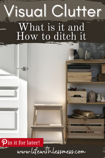Visual Clutter and How to Stop it