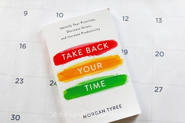 Book on a calendar