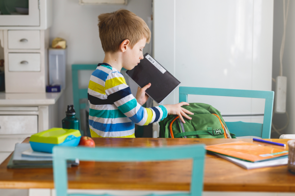 Routines are helpful for children during many times of the day.